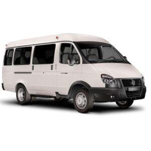 "ГАЗ-32217 ""ГАЗель Бизнес 4х4"" микроавтобус 8+1 мест. Кат. B"